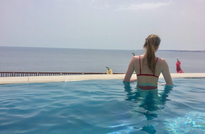 Infinity-Pool in Ägypten