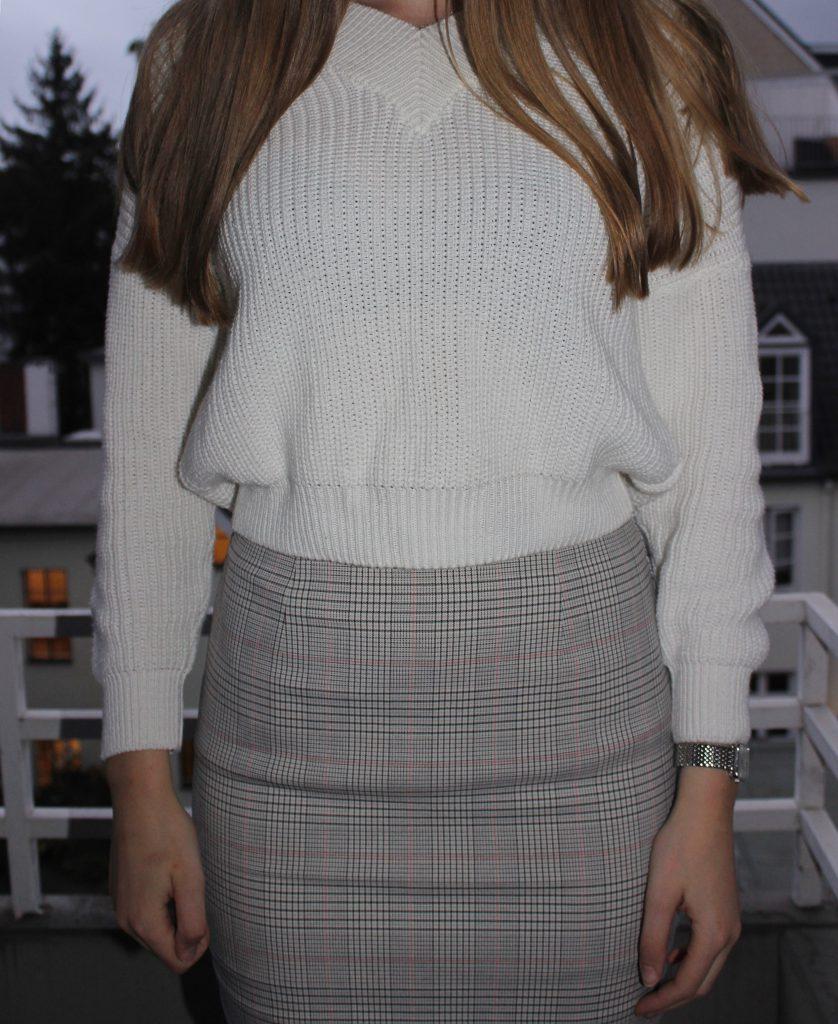 Cord Röcke sind im Trend