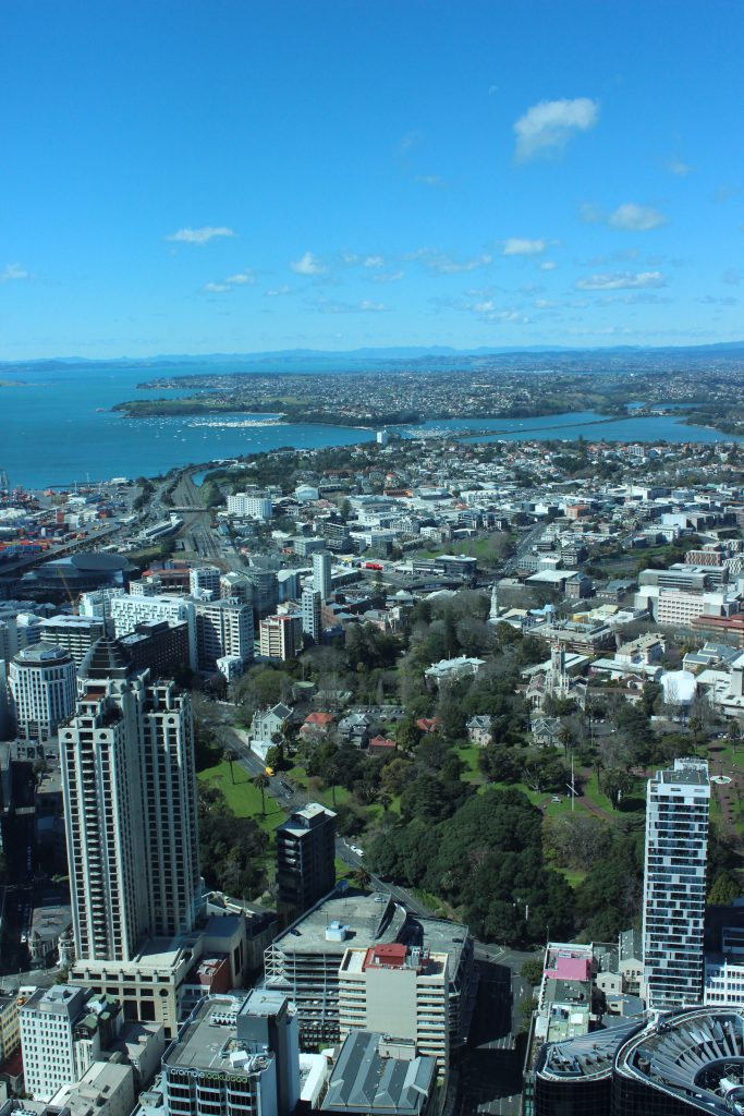 Nordinsel: Auckland Tower