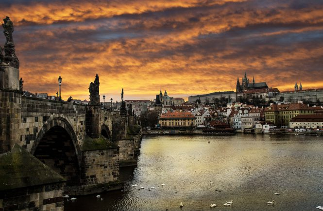 Städtetrip in Prag