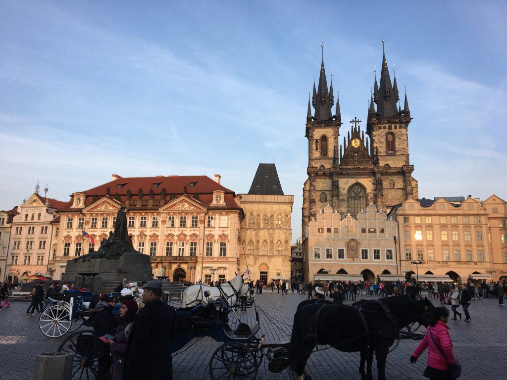 Plaza Prag