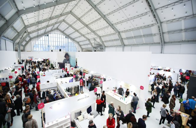 internationale Designmesse blickfang