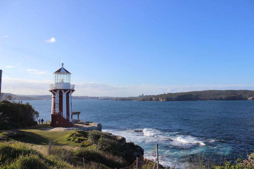 Hornby Lighthouse Sydney