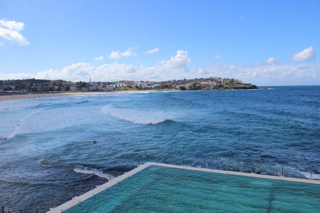 Pool am Bondi Beach