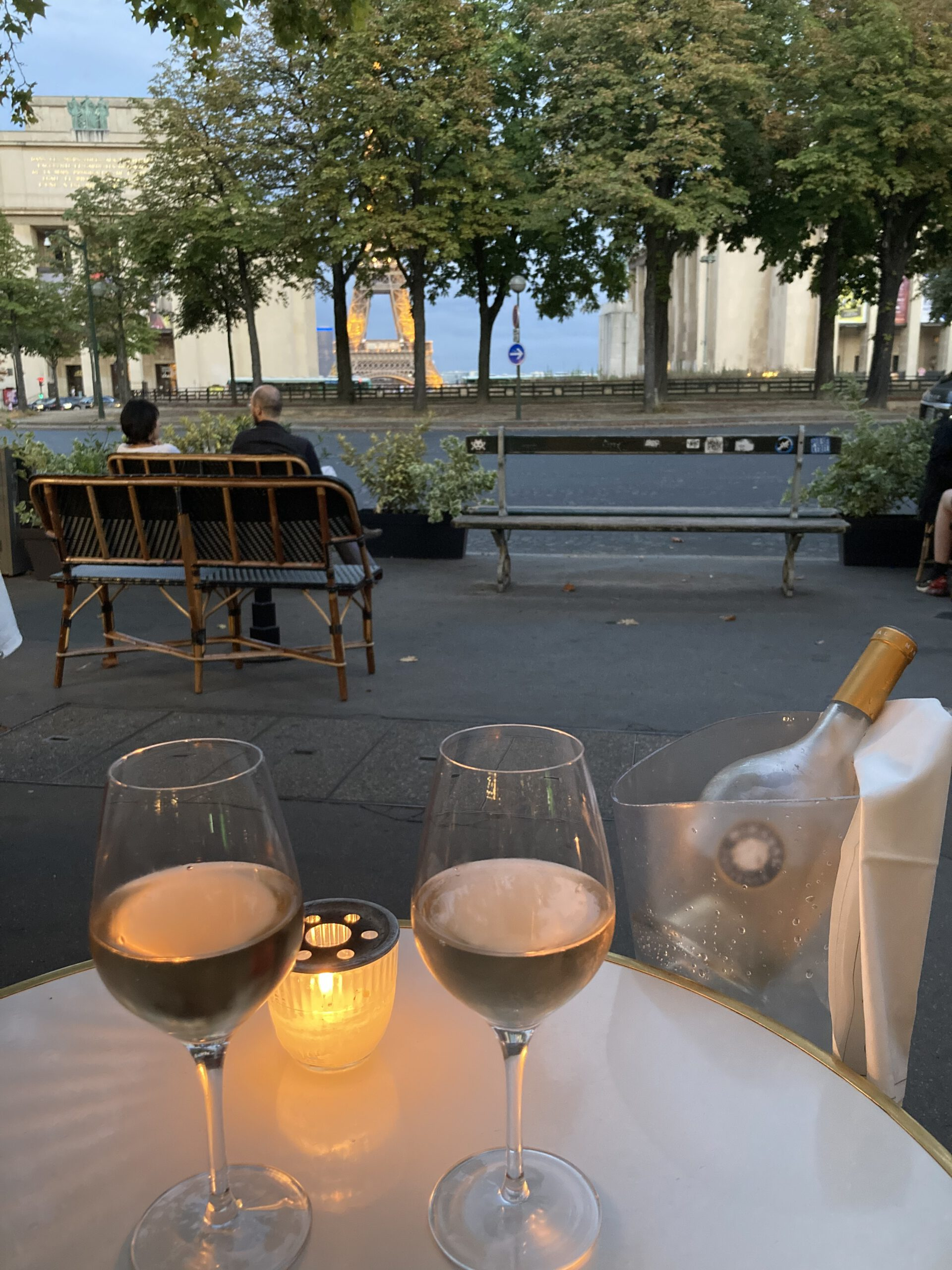Le Cafe du Trocadero