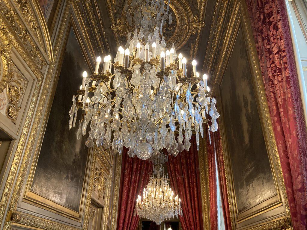 Louvre königliches Zimmer