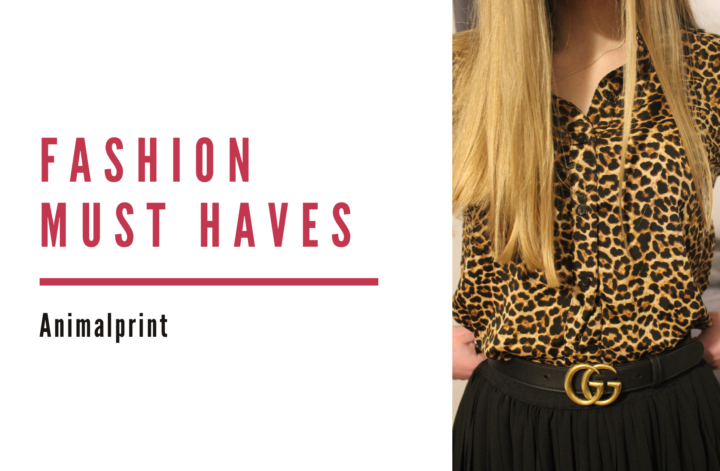 Fashion Must Haves: Animalprint
